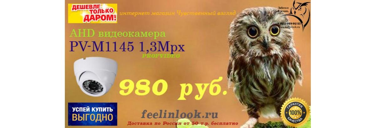 Успей купить выгодно видеокамеру PV-M1145 1,3Mpx profvideo